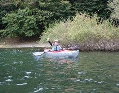 9月25日 本栖湖カヌーツアーのイメージ