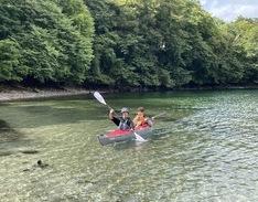 9月10日 中禅寺湖カヌーツアーのイメージ