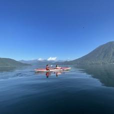 8月28日 中禅寺湖カヌーツアーのイメージ