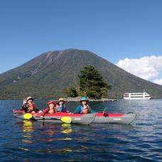10月2日 中禅寺湖カヌーツアーのイメージ