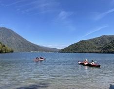 10月5日 中禅寺湖カヌーツアーのイメージ