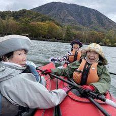 10月17日 中禅寺湖カヌーツアーのイメージ